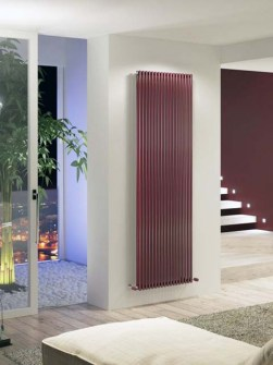 radiator bordo, Calorifer sationar, radiatoare moderne